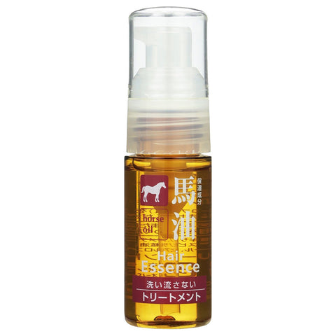 Kumano Horse Oil Leave In Hair Essence 30ml