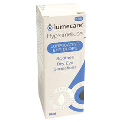 Lumecare Hypromellose 0.3% Lubricating Eye Drops 10ml