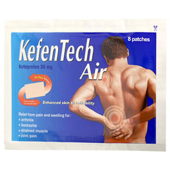 KefenTech Air 8 sheets