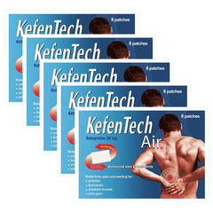 KefenTech Air 8 sheets x 5 packs