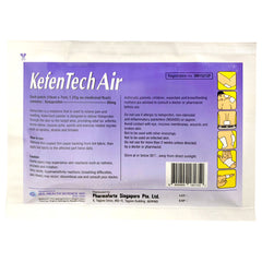 KefenTech Air Plaster 8 sheets x 5 packs