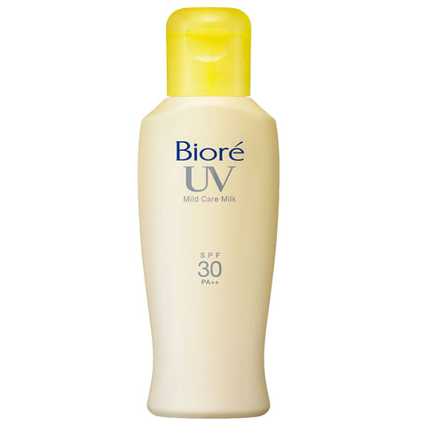 Biore Mild Care Milk SPF30 120ml