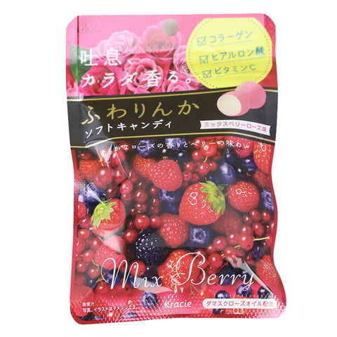Kracie Mix Berry Candy 32g