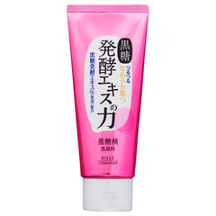 Kose Kokutousei Hakkou E Washing Cream 130g