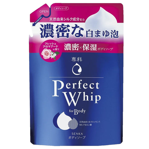 Shiseido Senka Perfect Whip For Body Refill 350ml