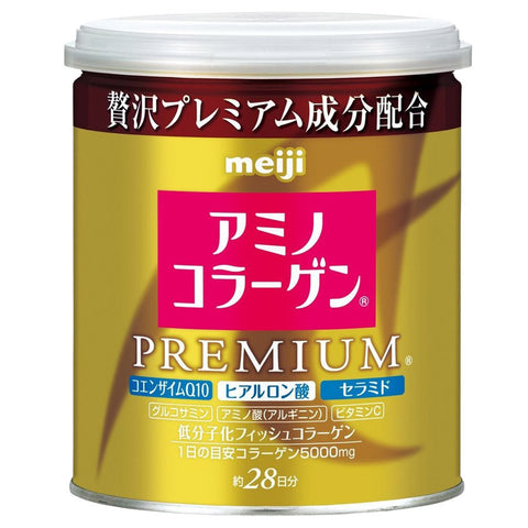 Meiji Amino Collagen Premium Can 28 Days