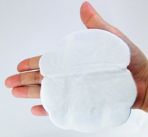 Kobayashi Riff Men's Underarm Pads White Citrus Scented 20 pieces