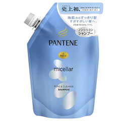 Pantene Pure and Cleanse Shampoo 350ml