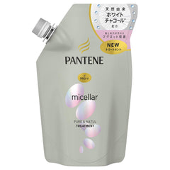 Pantene Pure and Natural Treatment Refill 350g