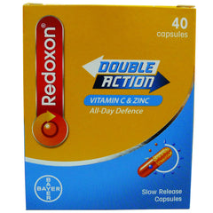 Redoxon All Day Defence Vitamin C - 40 capsules