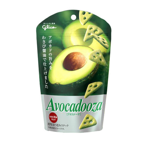 Glico Avocadooza - Avocado Cracker 40g