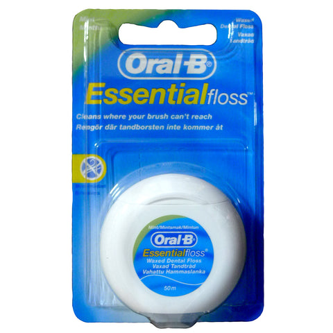Oral-B Essential Floss Scented 50m