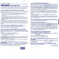 Solcoseryl Dental Adhesive Paste 5g