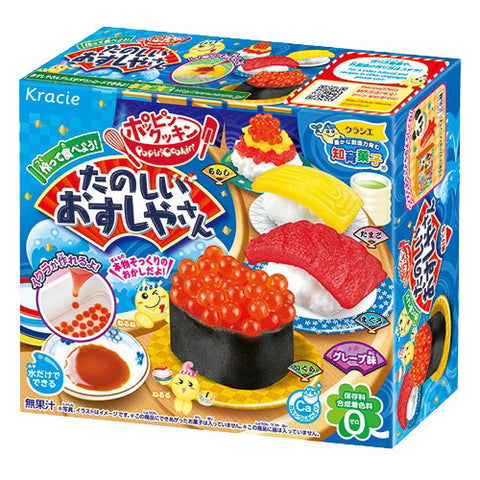 Kracie Cookin Popping Sushi 28.5g