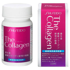 Shiseido THE Collagen Tablets 126 tablets