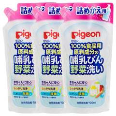 Pigeon Vegetable And Milk Bottle Cleaner Refill