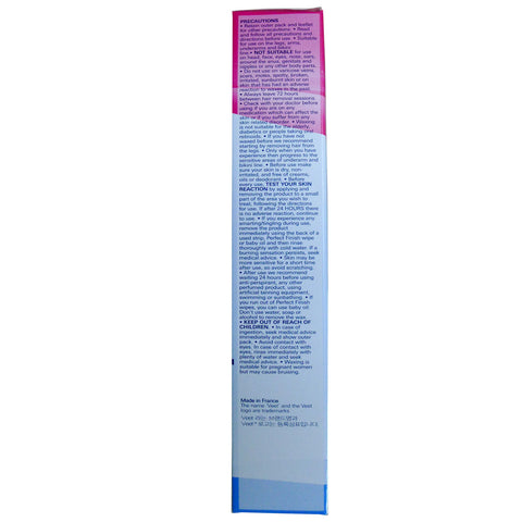 Veet Hair Removal Wax Strips - Sensitive Skin 20 strips