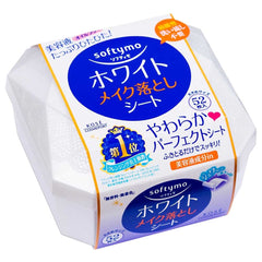 Kose Softymo Whitening Makeup Cleansing Sheet 52 sheets
