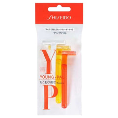 Shiseido Young-Pal Razors 3 pieces