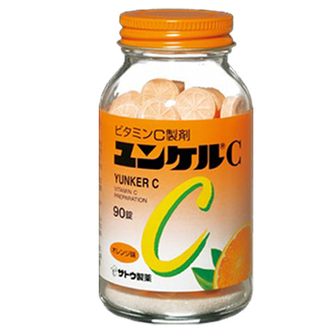 Sato Yunker C Chewable 90 tablets
