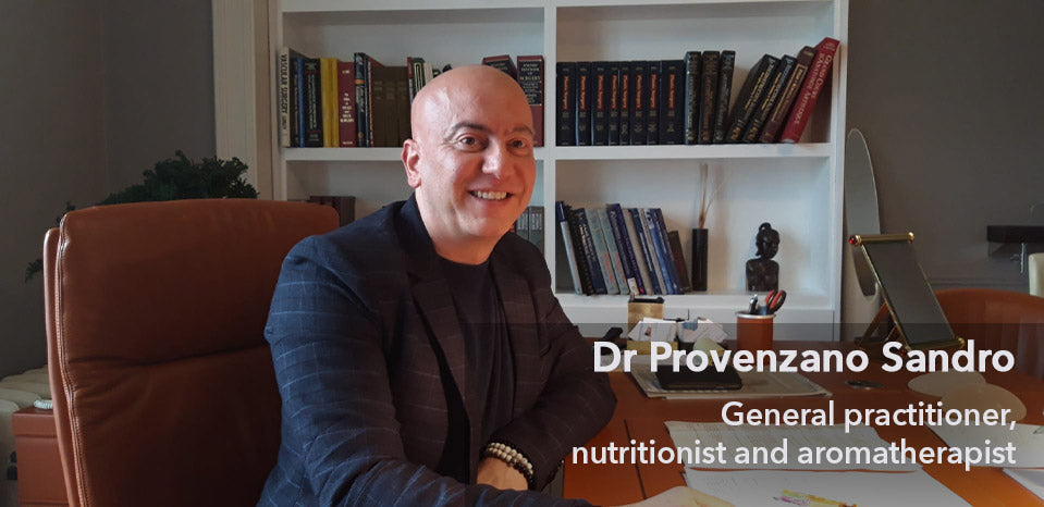 Dr Provenzano talks about Aromatherapy is medicine of the future -Family Self Care