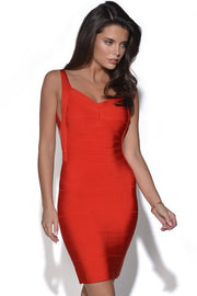 Tatiyana Backless Bodycon Dress