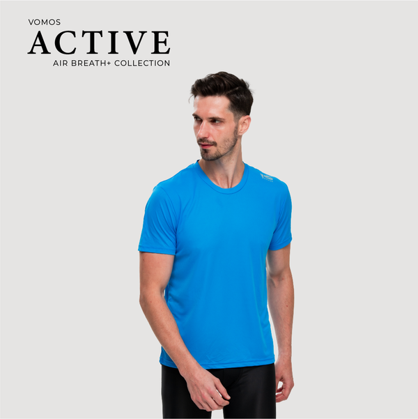 AIR BREATH+ MEN'S TRAINING TEE