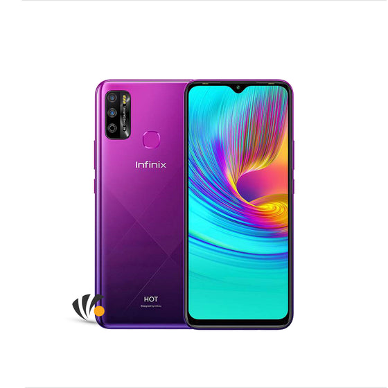 Infinix Hot 9 Play 64 GB Violet