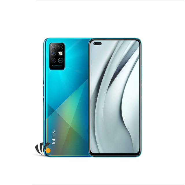Infinix Note 8 128 GB Luster