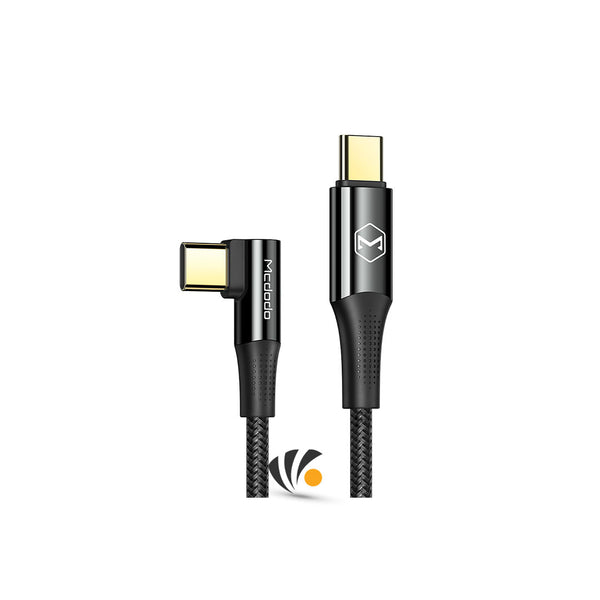 Mcdodo cable Type-c to Type-C 1.8m 100W Black