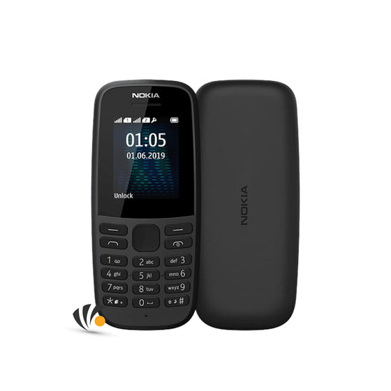 Nokia 105  Dual Black Copy