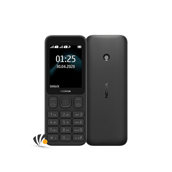 Nokia 125 Black Copy