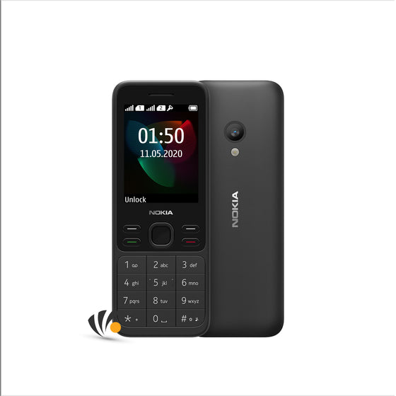 Nokia 150 Black Dual Copy