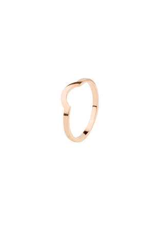 CLAUDINE RING - ROSA GULD