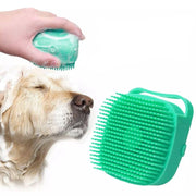 Pet  Shampoo Brush