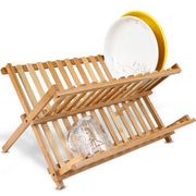 Natural Living Bamboo Dish Drawer