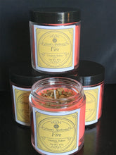 Load image into Gallery viewer, Elemental Candle - Fire 4oz