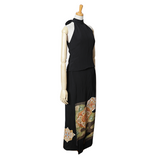 Handsome women Kurotome Dress