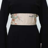 Kimono sleeve Dress(Black chic)