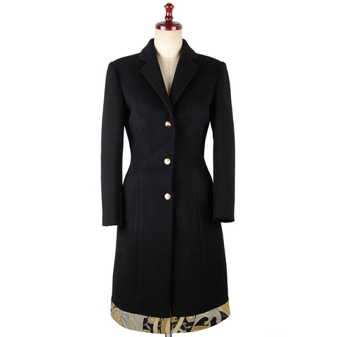 Beauthful Cashmere&Obi coat