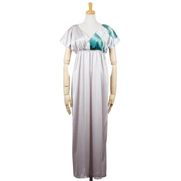 Muse Dress(silver Green)