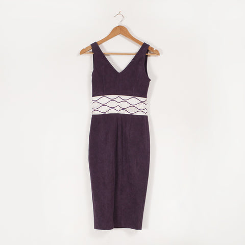 pencil skirt obi dress