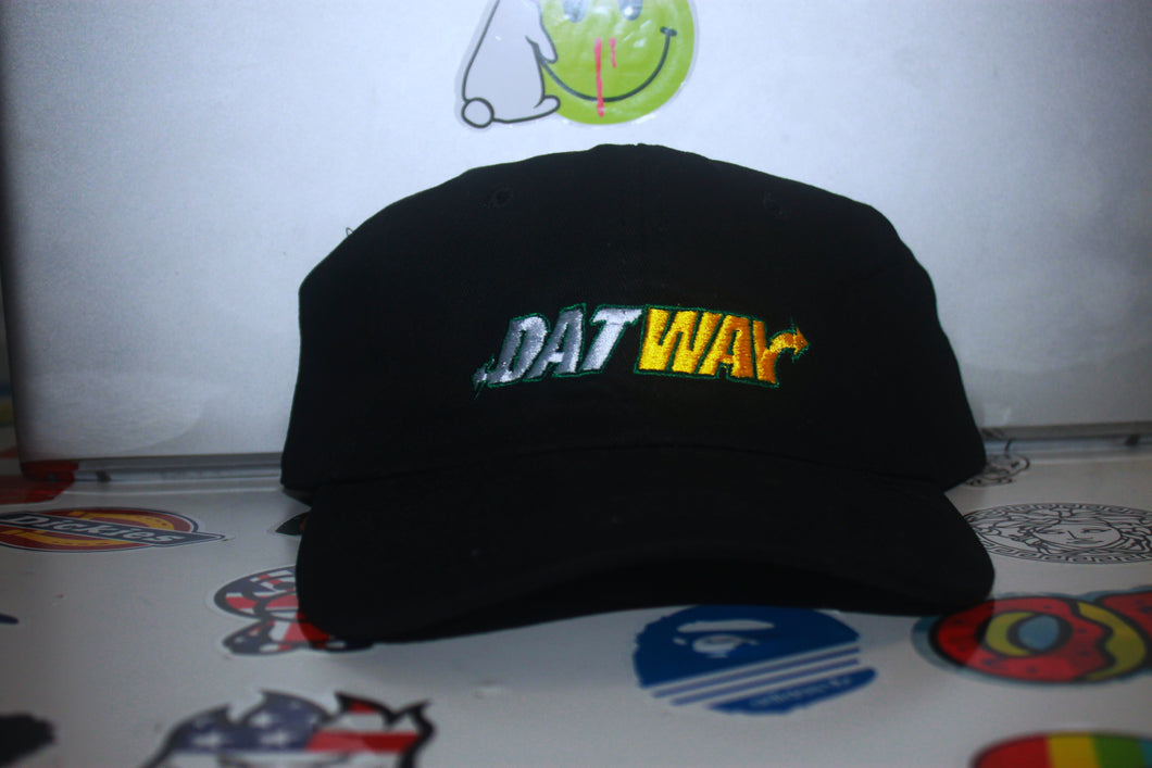 Dat Way | Subway Dad Cap