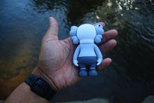 Load image into Gallery viewer, Kaws Design Key Chain/ Lighter Holder  (white/grey)