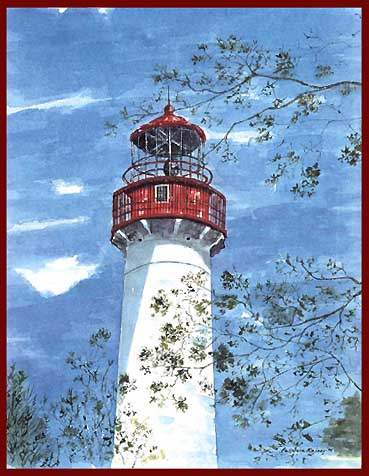 Cape May Lighthouse (CM-9)