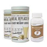 Medisys MEAL REPLACER-VANILLA COMBO with Multivitamin for Women