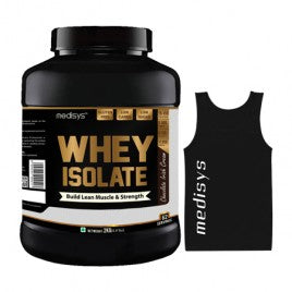 Medisys Whey Isolate - Chocolate Irish Cream-2Kg [Free-Sando]