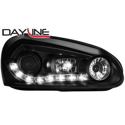 DEVIL EYES VW GOLF 5 BLACK 03-09 13508 / HU285E1-00 / HU285EM - SecuryCars Tuning