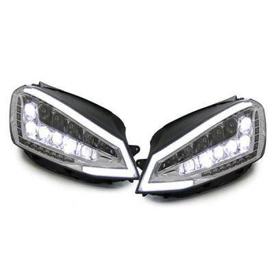 DEVIL EYES VW GOLF 7 A LEDS CHROME 2013 HU400e1-00 PROMO - SecuryCars Tuning