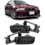 ANTIBROUILLARD BMW E36 91/98 BLACK 82874 - SecuryCars Tuning
